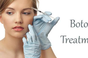Botox-Treatment